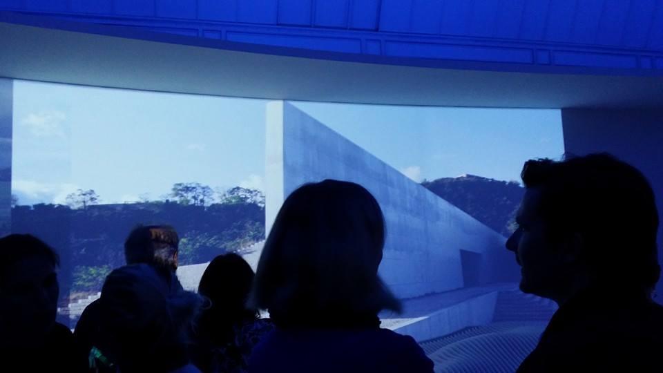 Exposition Tadao Ando au Bon Marché