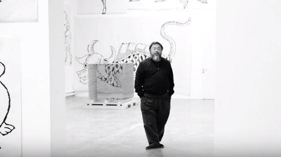 Ai Weiwei – Exposition Er XI (Teaser)